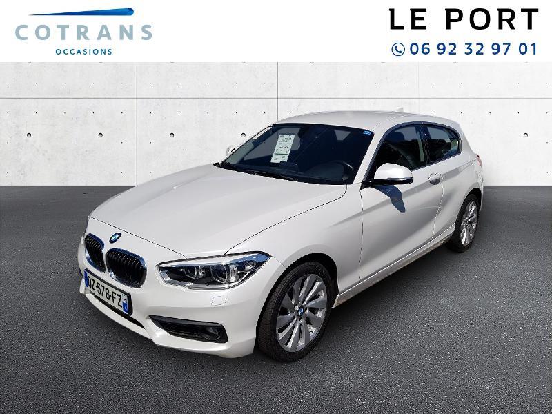 BMW Serie 1 à 28900 €*.
