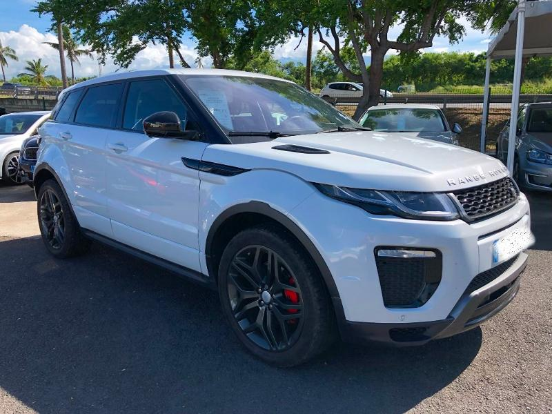 LAND-ROVER Evoque à 59900 €*.