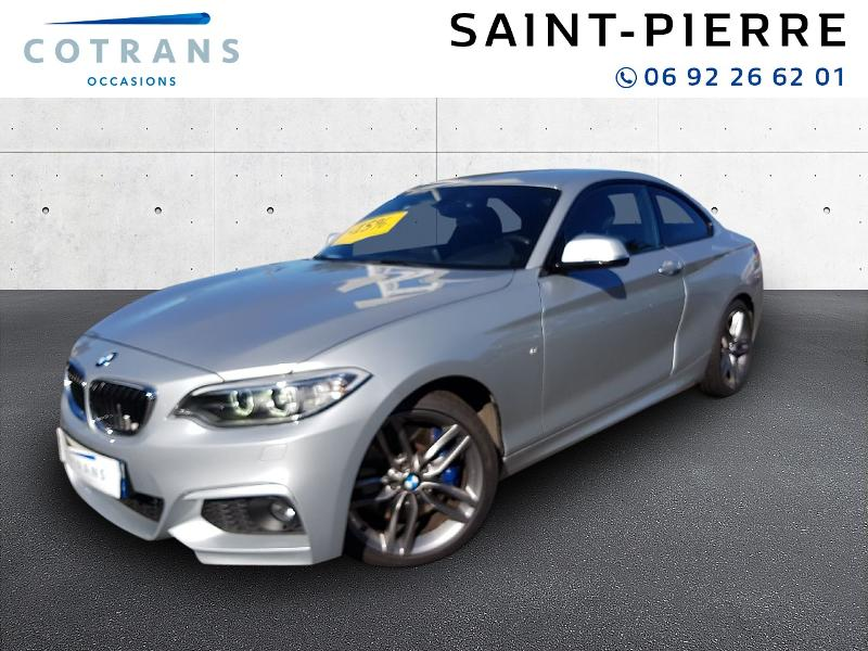 BMW Serie 2 Coupe à 41900 €*.