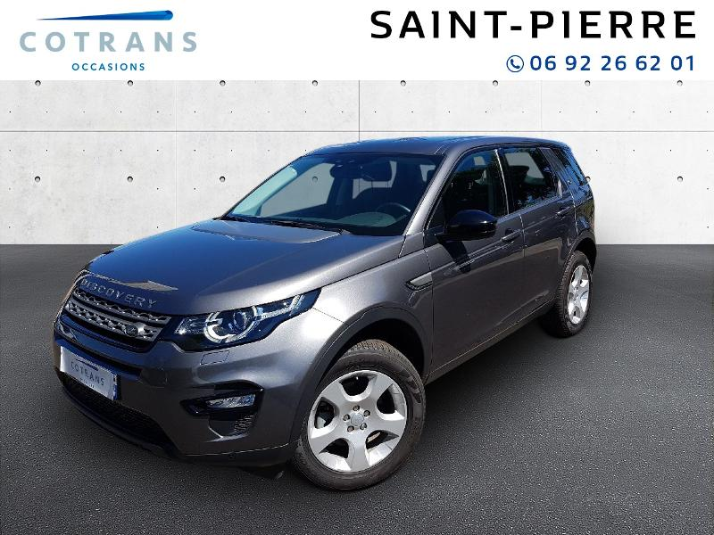 LAND-ROVER Discovery Sport à 32900 €*.
