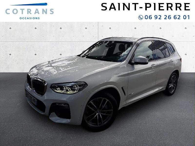 BMW X3 à 59900 €*.