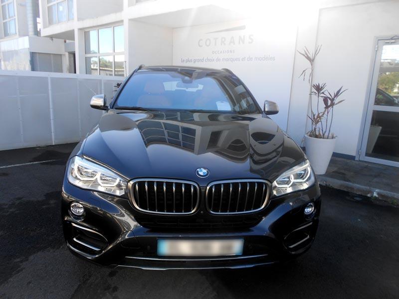 BMW X6 à 79900 €*.