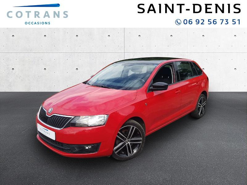 SKODA Rapid Spaceback à 14900 €*.