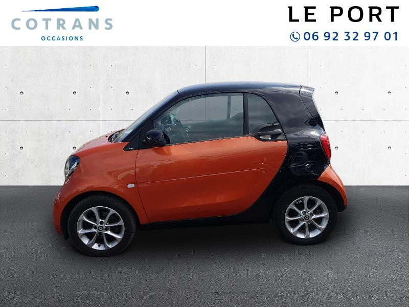 SMART Fortwo Coupe à 11500 €*.