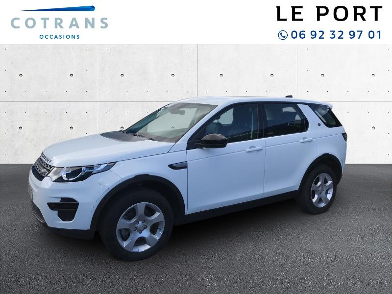 LAND-ROVER Discovery Sport à 34900 €*.
