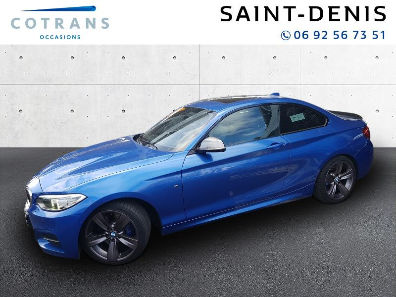 BMW Serie 2 Coupe à 49900 €*.