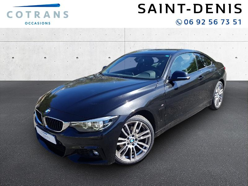 BMW Serie 4 Coupe à 52900 €*.