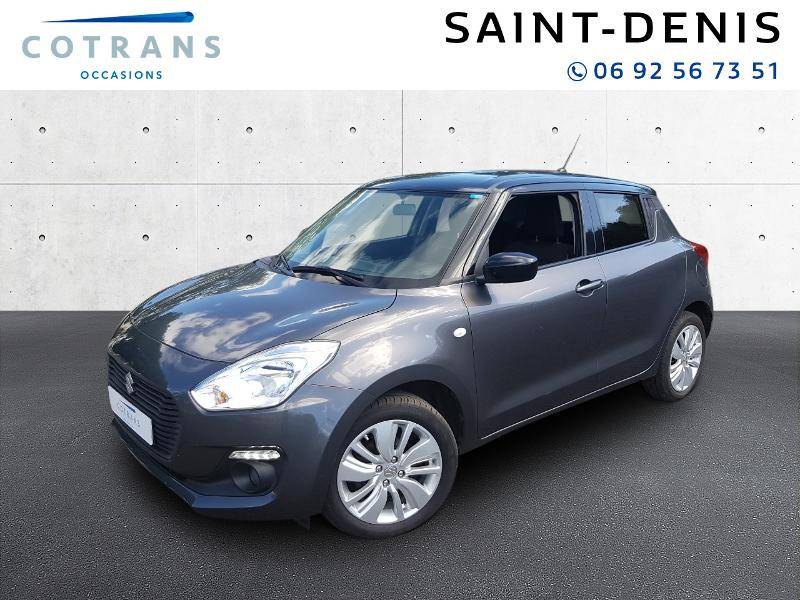 SUZUKI Swift à 9900 €*.